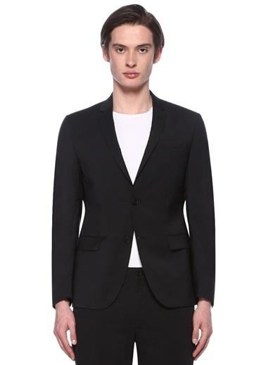 Academia Ceket Siyah